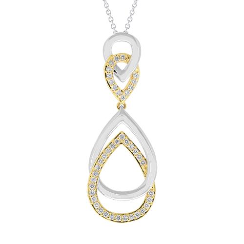 View Diamond Pendant With Chain